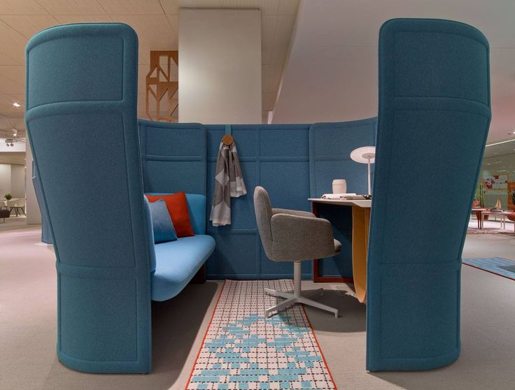 Home Comforts Could Be The Future Of The Office Would