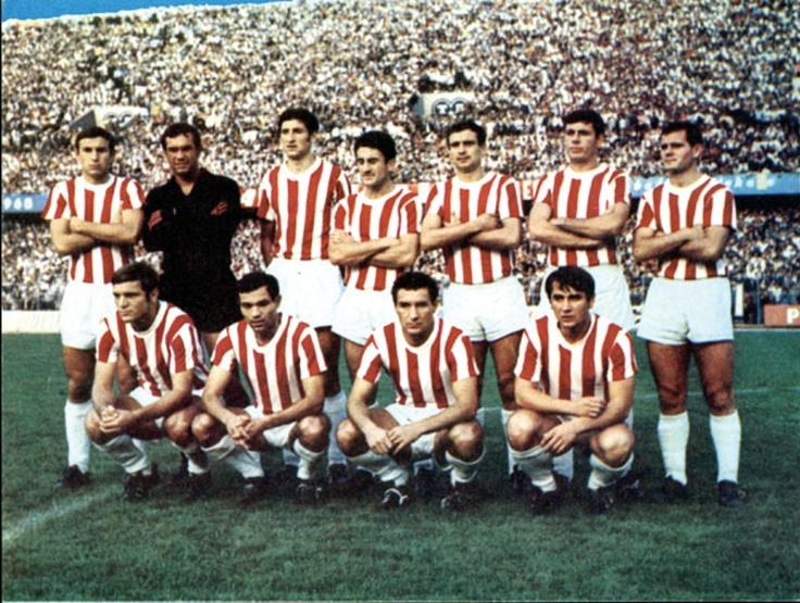 Estrella Roja de Belgrado (serbio Fudbalski klub Crvena