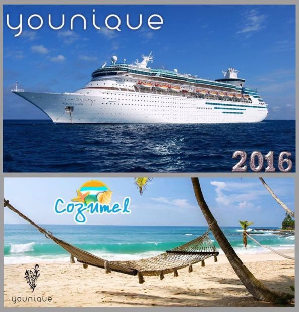 Image result for younique cruise