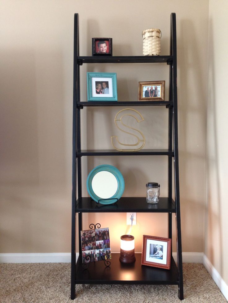 Hobby Lobby Ladder Shelf My Projects Pinterest Lobbies