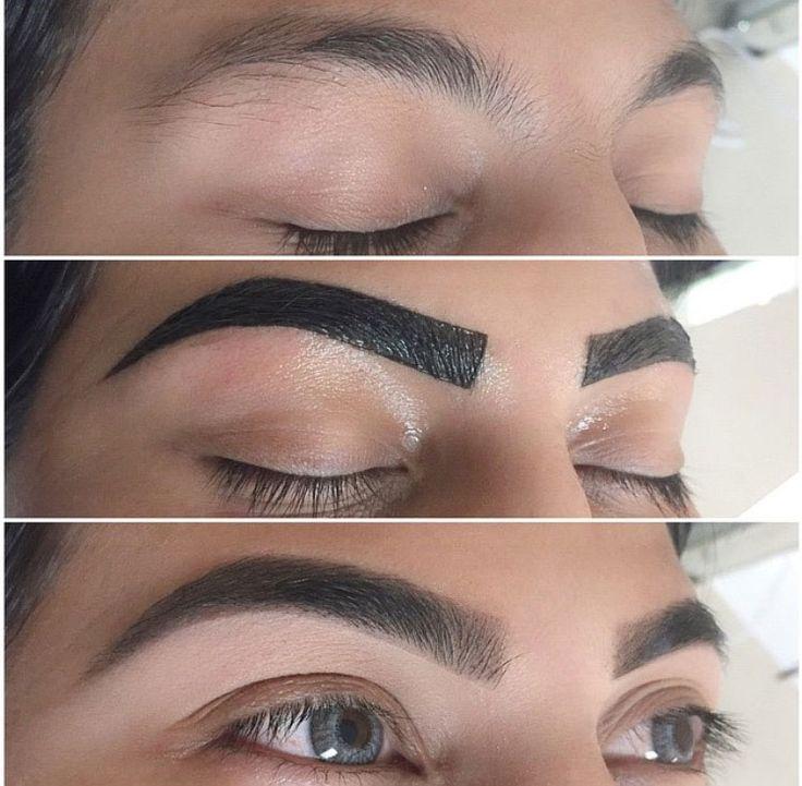 Eye brow tint makeup pinterest eye brows eyes and