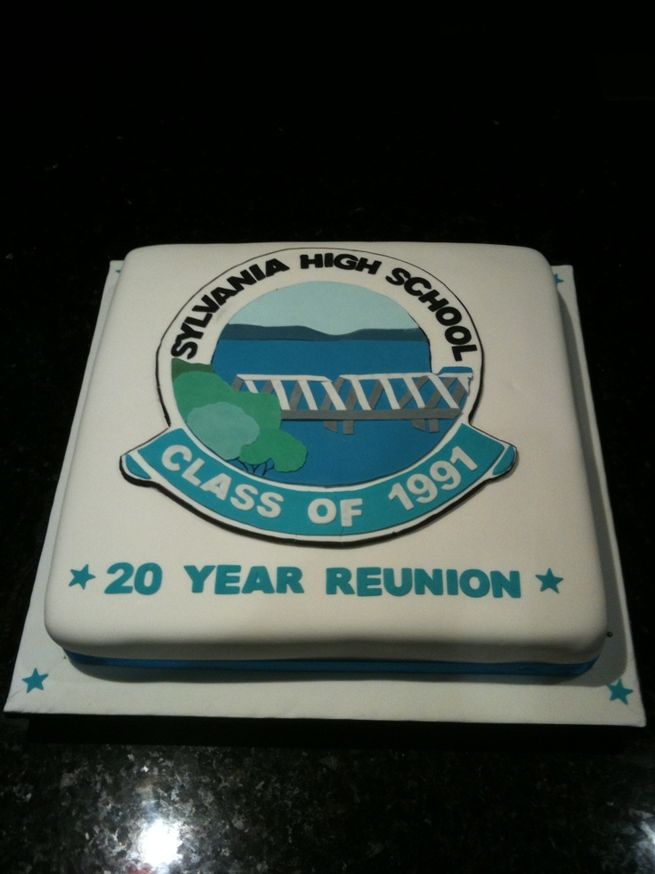 9 Best Images About Reunion Cakes On Pinterest Reunions
