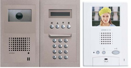 Aiphone GH Series: Multi-Tenant Color Video Entry Security