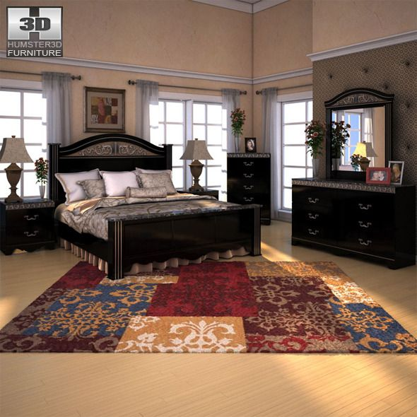 Bedroom Beautiful Sets For Ashley Constellations Set 590 0001 Complete Furniture