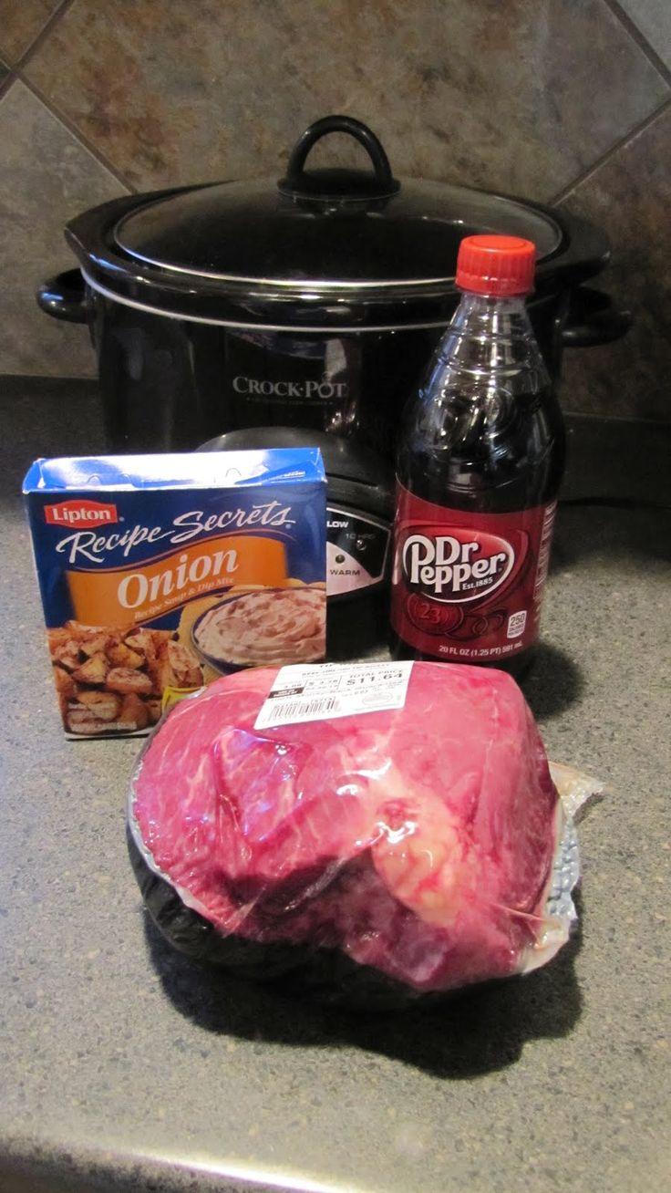 A Moms Balancing Act: Delicious & Easy Pot Roast ~ Crock Pot Recipe