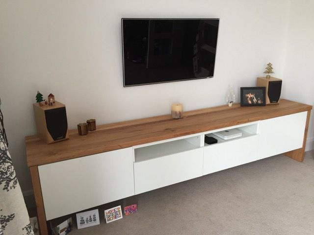 Floating Tv Cabinet Ikea Home Decor