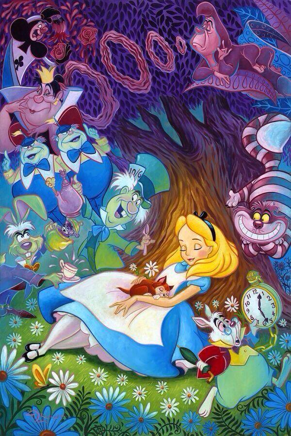 Alice in Wonderland Alice in Wonderland