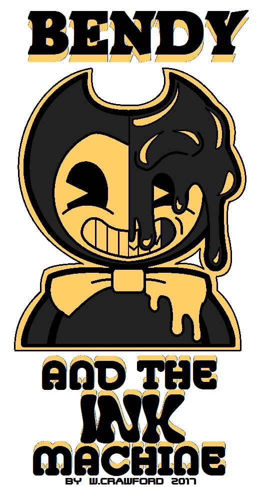 17 Best Images About Bendy And The Ink Machine On Pinterest Art Styles Tacos And Ink