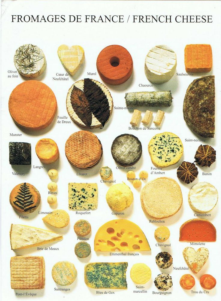 French Cheeses that will make your next cheese board a hit