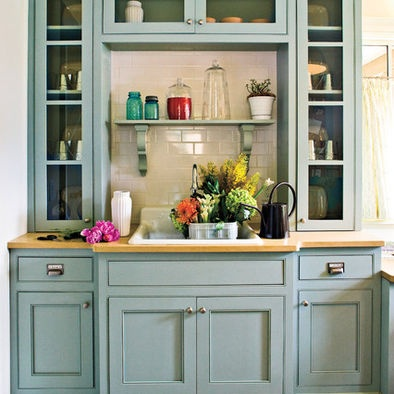 Paint Color Is Oyster Bay By Sherwin Williams Laundry