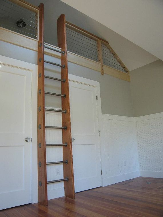 1000 Images About Loft Ladder Ideas On Pinterest Cabin Ladder And Staircases