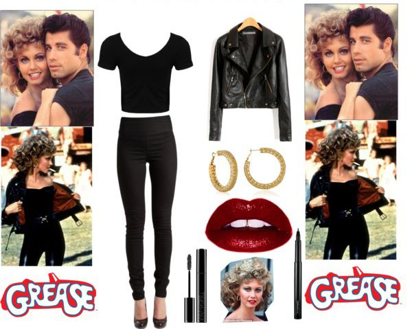 25 Best Grease Couple Costumes Trending Ideas On