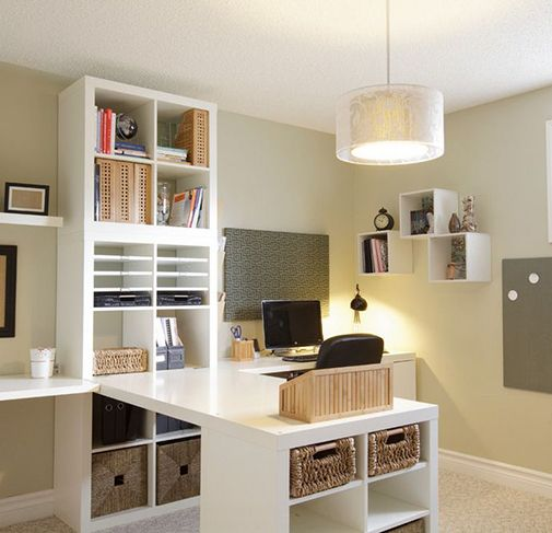 Simple but very beatiful.15 Great Home Office Ideas ...now go forth and share that BOW DIAMOND style ppl! Lol ;-) xx: