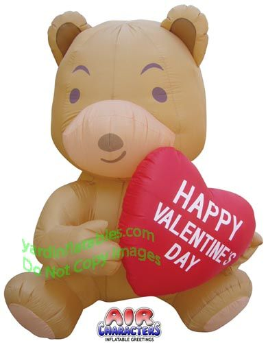 17 Best Images About Valentines Day Inflatable 2014 On