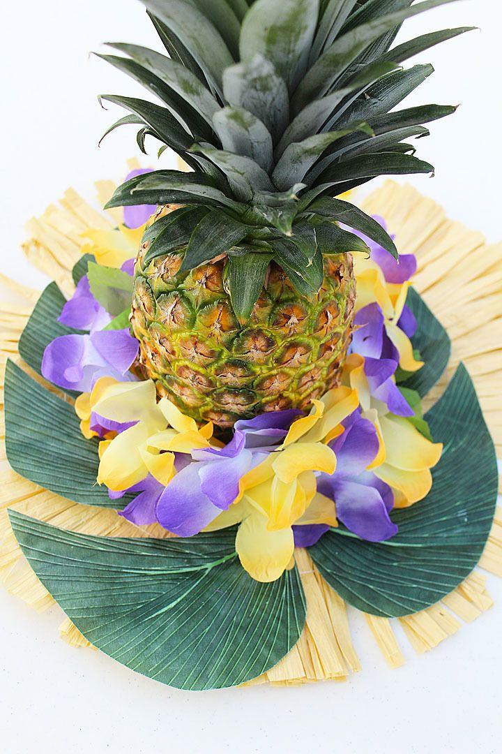 25 Best Ideas About Hawaiian Centerpieces On Pinterest