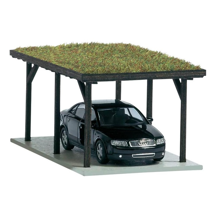 CARPORT WITH GREEN ROOF Home Pinterest Discover more
