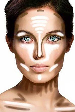Shopping per il beauty contouring prodotti per scurire il viso
