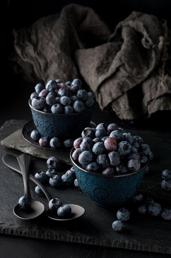 Blueberrie, Foodart