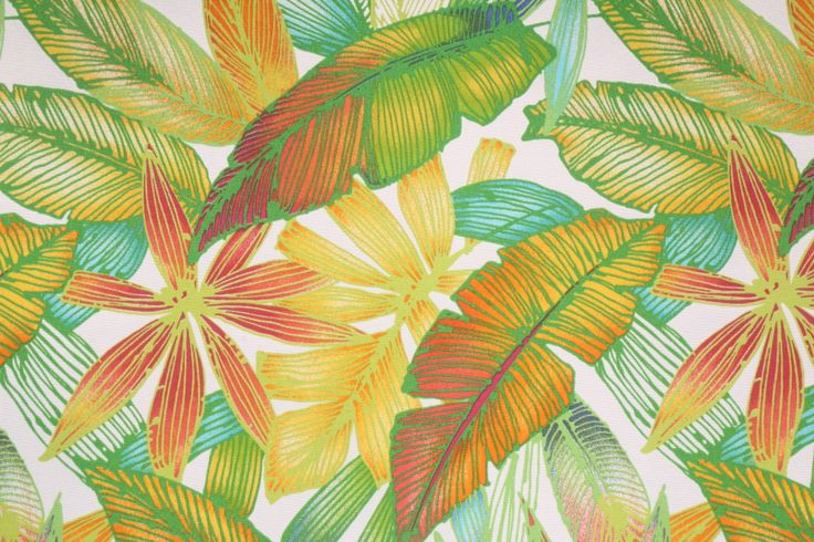 Best 25+ Tropical Outdoor Fabric Ideas On Pinterest