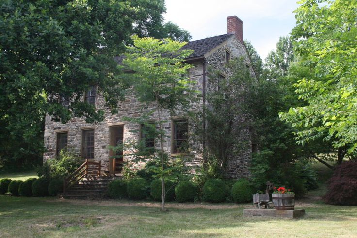 78 Images About Pennsylvania Stone Houses On Pinterest