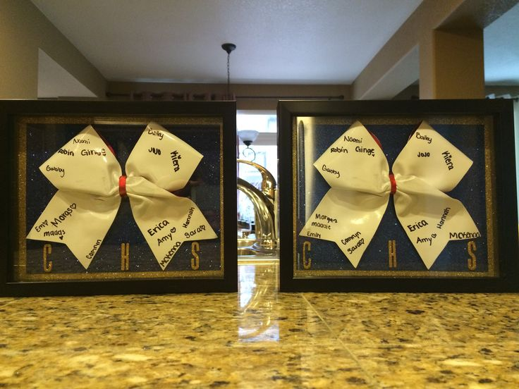 Cheer Banquet Gifts For Seniors Shadow Boxes With