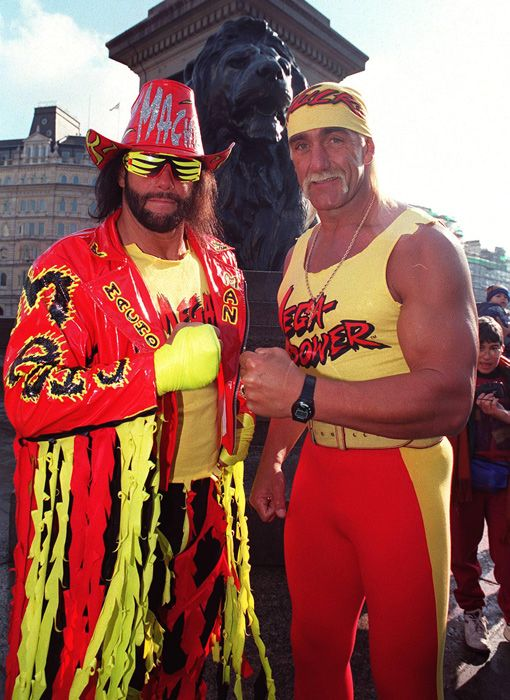 Hulk Hogan On Randy Savage It Would Be Cool To Induct