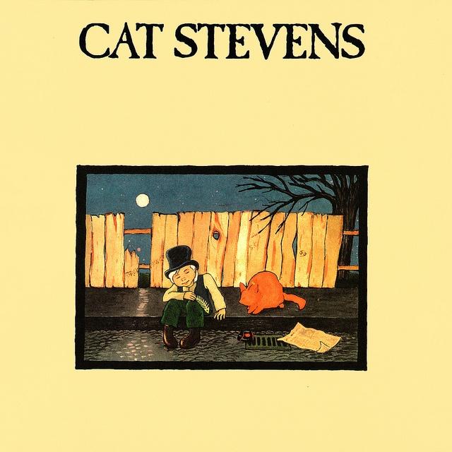 Cat Stevens Teaser and the Firecat by LP Cover Art, via