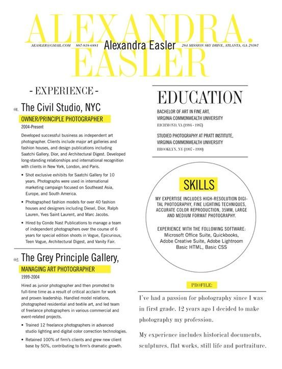 resume design resume and magazine layouts on pinterest