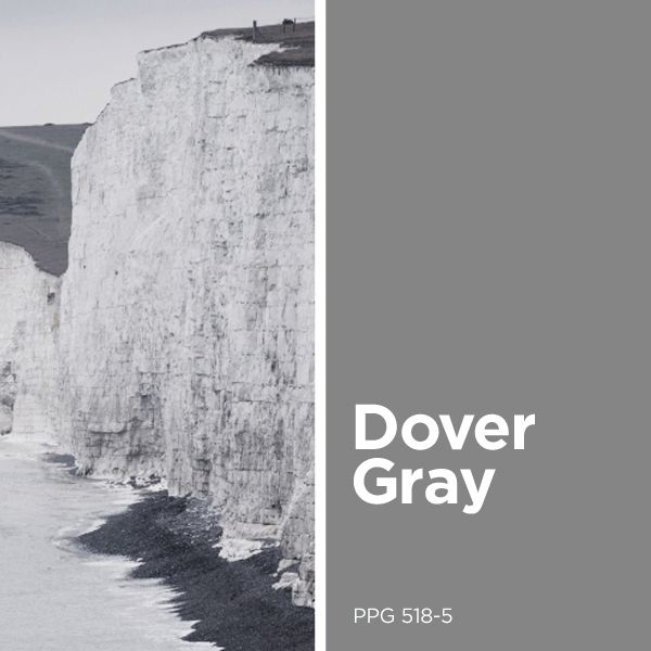 Dover Gray PPG 518 5 Paint Pinterest Dovers And Gray