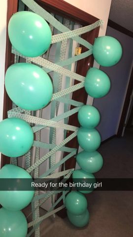 Surprise Birthday Party Ideas For Girlfriend Best The Card Ever D Via Image By Korshun On Balloons