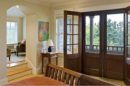 Old World Exterior Screen Doors Wooden Screen Doors For