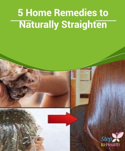 25 Best Ideas About Naturally Straighten Hair On