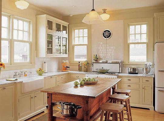 Kitchens Forum Gardenweb White