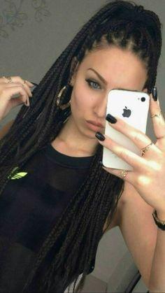 25 Best Ideas About White Girl Braids On Pinterest