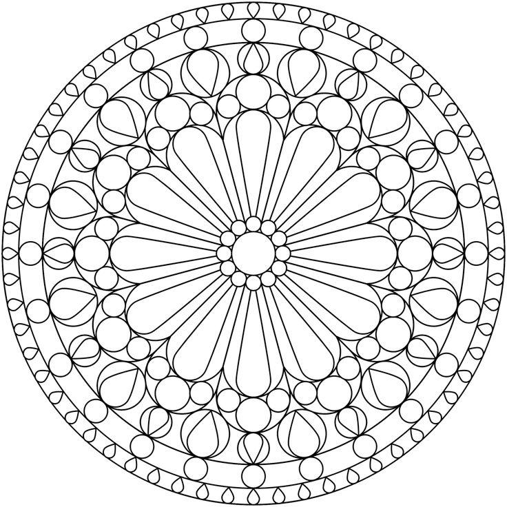 1000 ideas about mandala printable on pinterest mandala