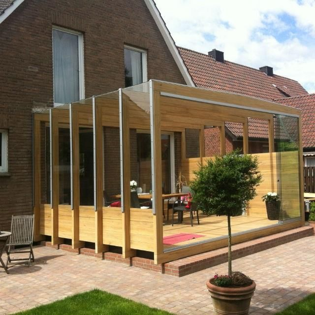 1000 Ideas About Terrassenberdachung Glas On Pinterest