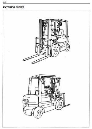 Toyota 7fgu25 wiring diagram | Find image
