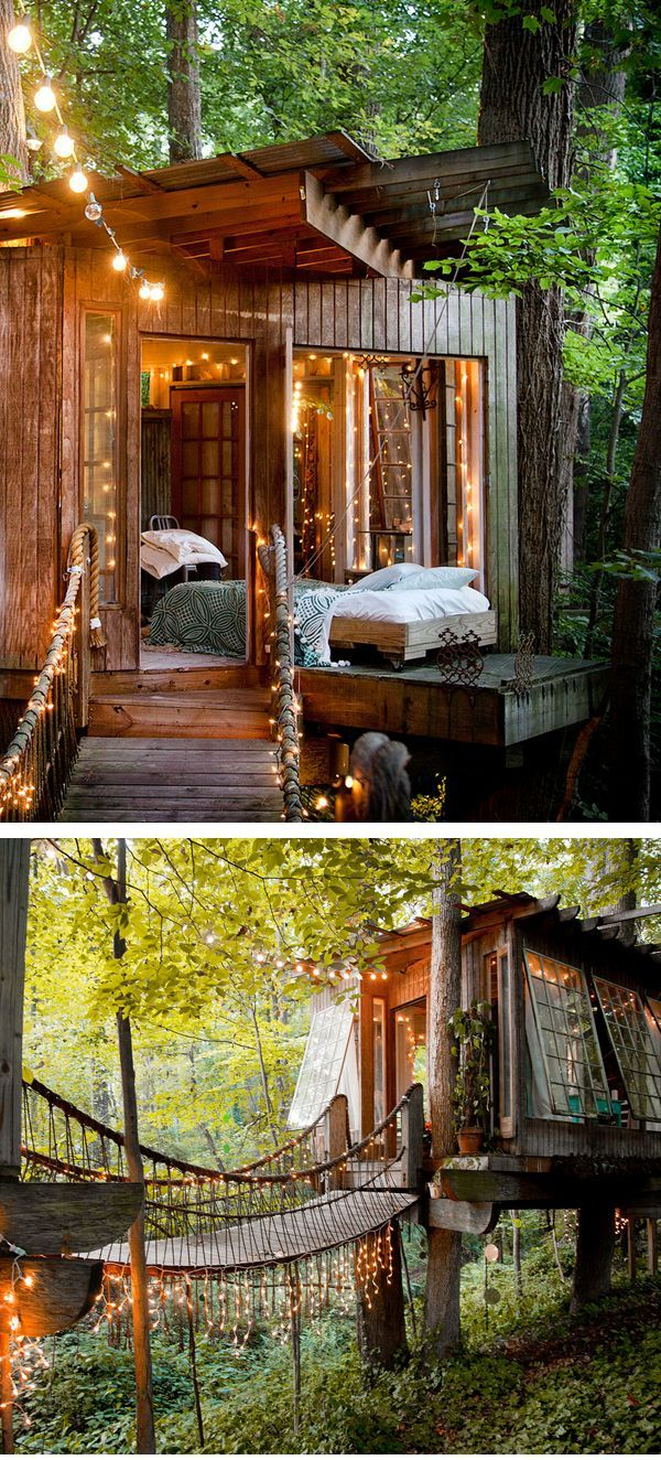 The 10 Most Beautiful Tree Houses.Your Inner Child Is About To Be Very Happy! | Over Grow The