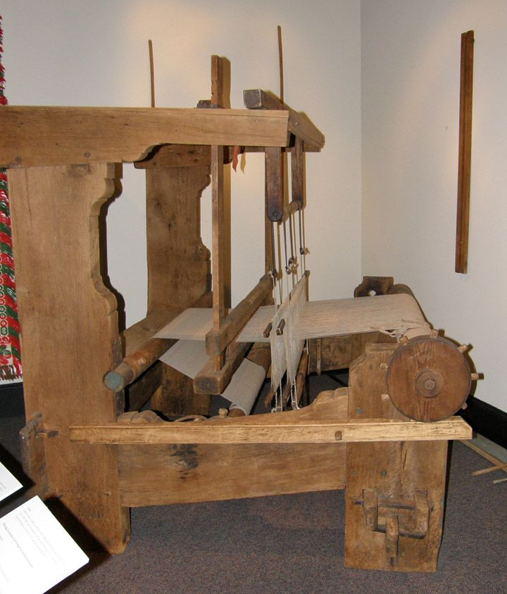 Antique Loom Antique Weaving Pinterest Loom And Antiques