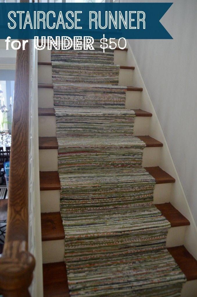 17 Best Ideas About Staircase Runner On Pinterest Carpet