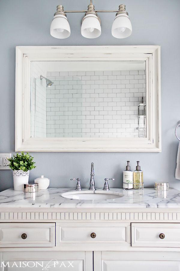 best 25+ bathroom mirror lights ideas on pinterest | bathroom