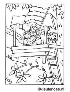 150 Best Kleurplaten Kleuters Coloringpages Preschool
