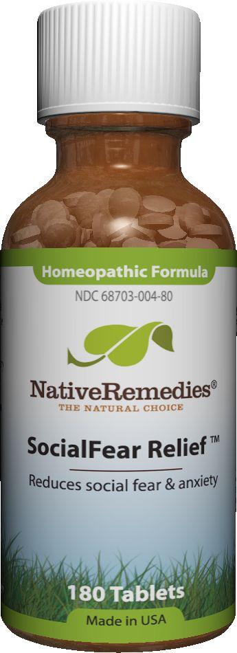 SocialFear Relief – Homeopathic rem