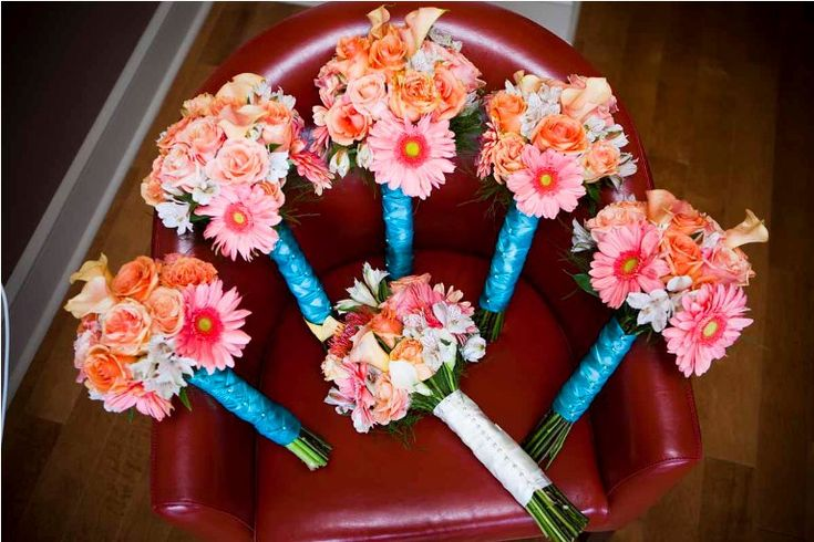 17 Best Ideas About Teal Wedding Flowers On Pinterest