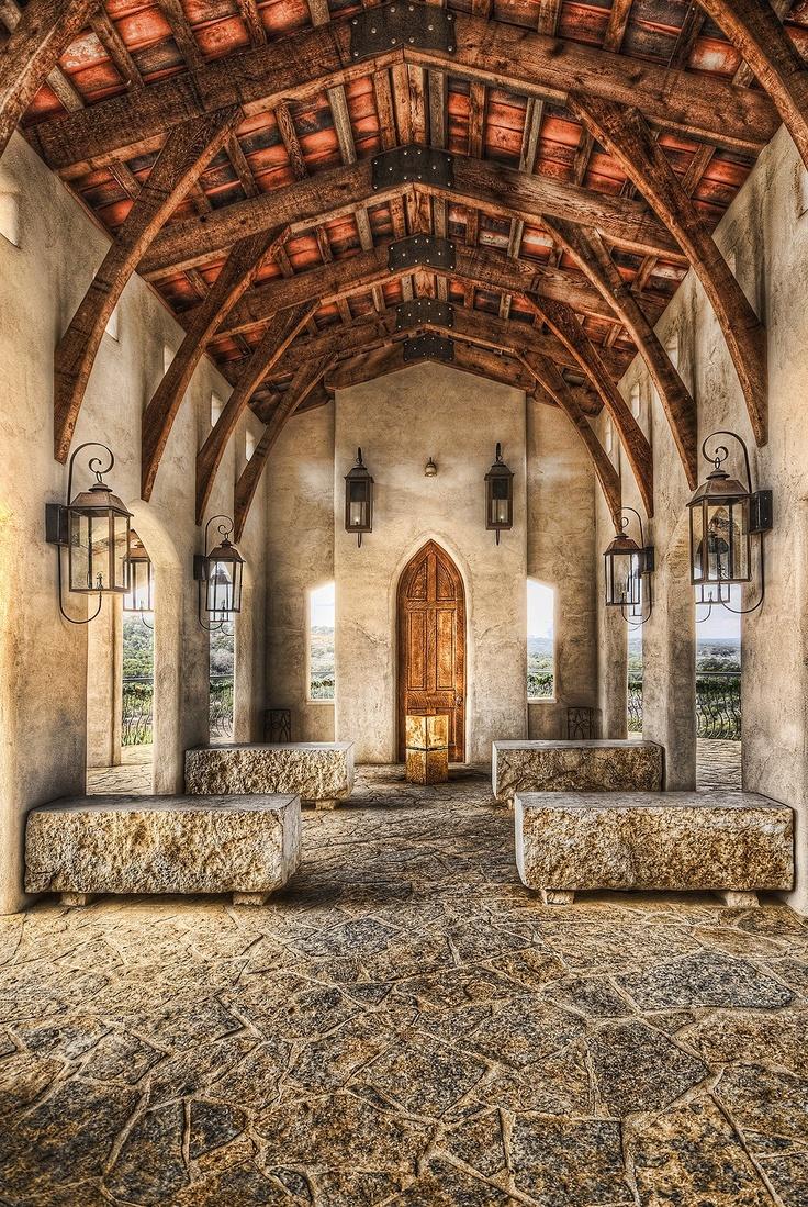 Chapel Dulcinea, Dripping Springs Texas to Texas
