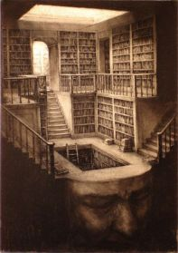 inside my head, the library of life