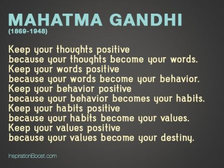 Image result for gandhi thoughts quote