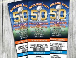 NFL Super Bowl 44 Tickets