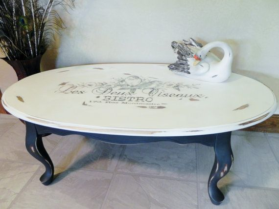 SOLD! Custom Made To Order French Chic Stencil Topography