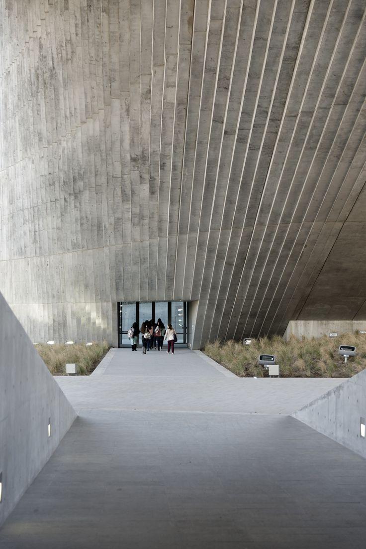 Centro Roberto Garza Sada Of Art Architecture And Design